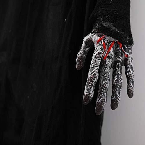 Sie Ihre Vampir Kostüm Machen Eigenen - Oyedens Halloween, Halloween Deko Horror Ghost Requisiten Gruselige Beängstigende Skeleton Geist-Stützen-Halloween-Party-Grausigkeits-Szenen-Dekoration