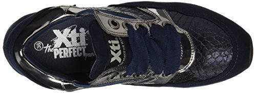 Xti 047259, Baskets Femme Bleu (bleu marine)