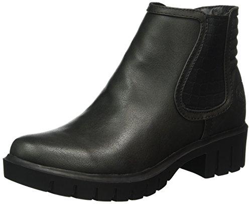 Dockers Di Gerli Damen 37ol203-617100 Combat Boots Schwarz (schwarz 100)