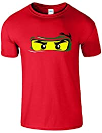 LEGO NINJAGO Hommes Tshirt NINJA Cool Drôle inspiréTEEcadeau