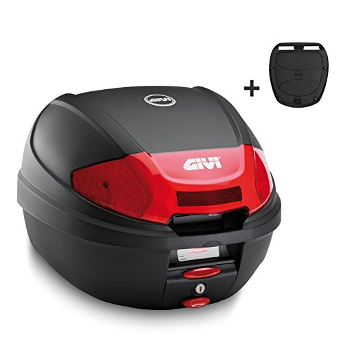 Preisvergleich Produktbild Topcase Honda Vision 110 Givi Monolock E300N2 schwarz