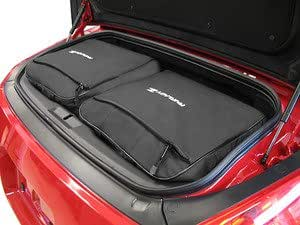 Nissan 350z Custom Fitted Luggage Bags Amazon Co Uk Car