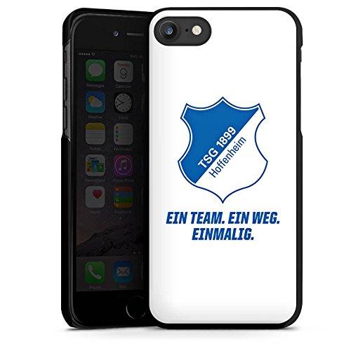Apple iPhone 5c Hülle Case Handyhülle TSG Hoffenheim Fanartikel Fussball Hard Case schwarz