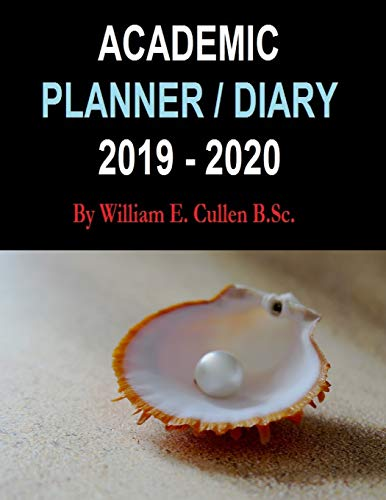 ACADEMIC PLANNER / DIARY 2019-2020: PEARL