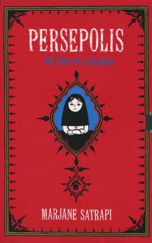 Buchseite und Rezensionen zu 'Persepolis Boxed Set' von Marjane Satrapi