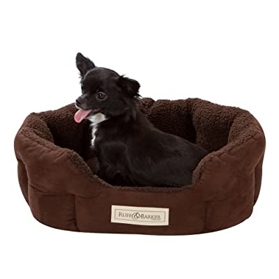 Ruff & Barker® Oval Dog Bed - Dog Nest - Pet Beds