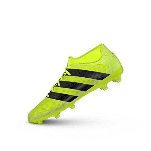 adidas Ace 16.2 Primemesh Fg/Ag, Chaussures de Football Homme Amarillo (Amasol / Negbas / Plamet)