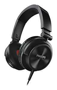 Philips DJ Monitoring Style SHL3210BK/00 Black headphones