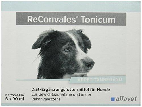 Alfavet ReConvales Tonicum Hund, 1er Pack (1 x 540 ml)