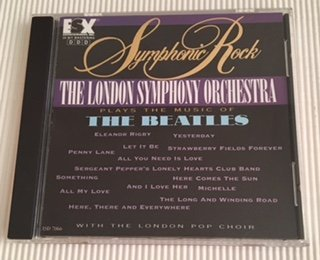 The London Symphony Orchestra Plays the Music of The Beatles by London Symphony Orchestra (1995-03-14) (Symphony London Orchestra-beatles)