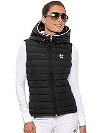 cheap for discount 5e6f6 49f78 Suchergebnis auf Amazon.de für: schwarze Steppweste: Bekleidung