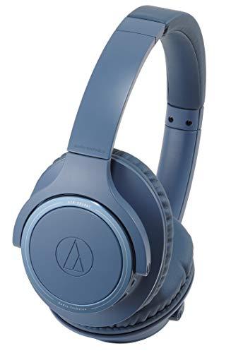 Audio-Technica ATH-SR30BT Kabellose Kopfhörer - Blau thumbnail