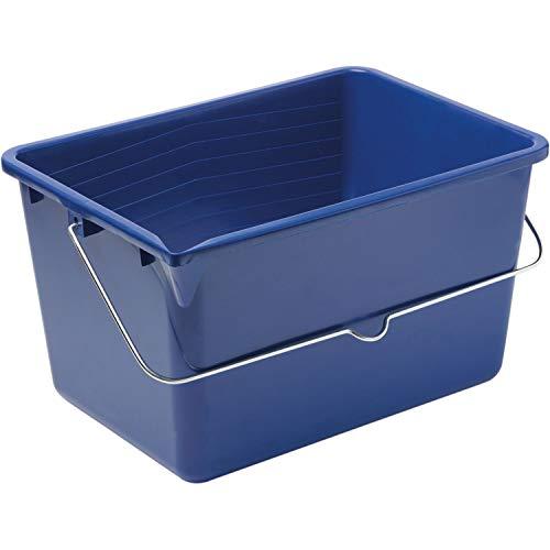 SCHULLER SC40550 Farbeimer Nimba Box Kunststoff mit Tragebügel Inhalt 8 Liter, Farblos