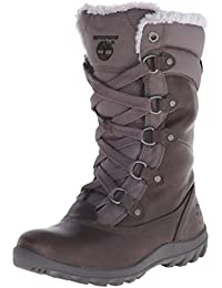 Timberland Las Mujeres De Mount Hope Mid F/L impermeable invierno botas