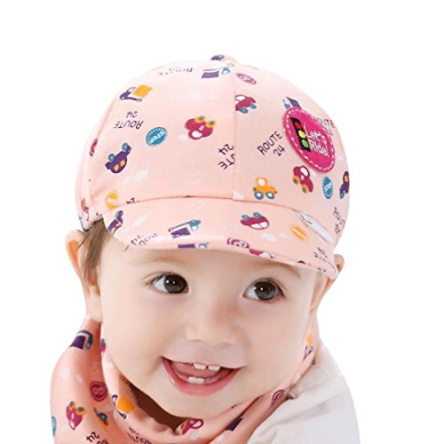8f4a6d2f4ac7 Chapeaux de bébé,Bébé Enfant garçon Fille Petit Enfant Chapeaux Petite  Voiture Casquettes
