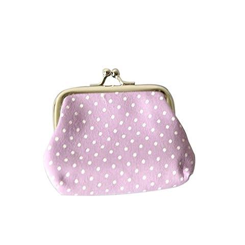 Popular Cute girls Wallet Clutch Change Purse key/coins bag Mini Handbag Pouch