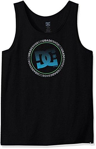 DC Herren Wayback Circ T-Shirt Black