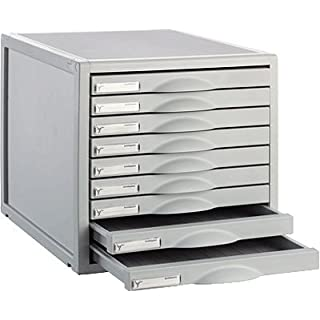 File 2000 8409 Cgf – 9 Drawers Module, Units Contained: 1
