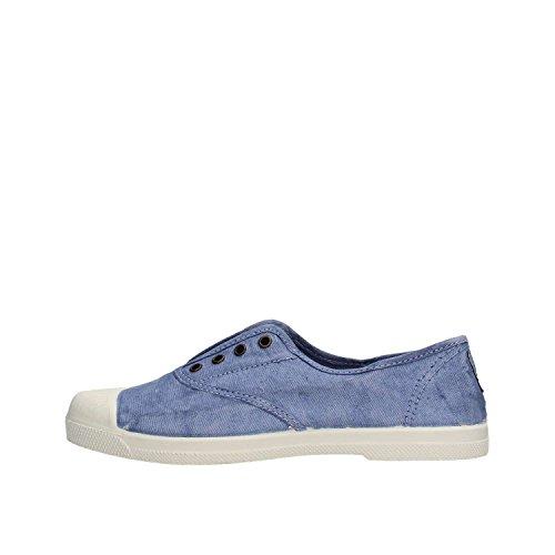 Tennis animan gratis canvas hemelse vegan jeans 39 - Blue Denim Tennis Shoe