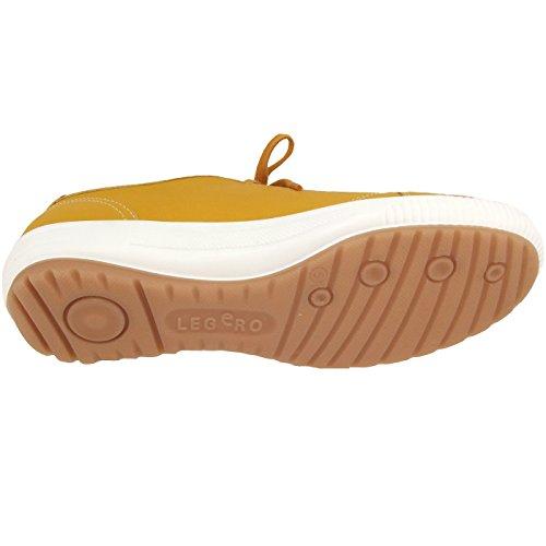 Legero Tanaro 0-00823 Damen Sneaker Gelb (Sun)