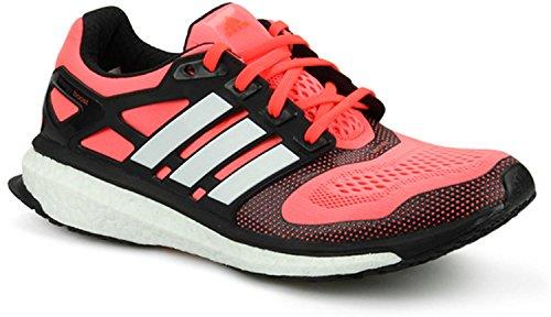 adidas Energy Boost 2 Esm M, Herren Laufschuhe solred/fwwht/cblack