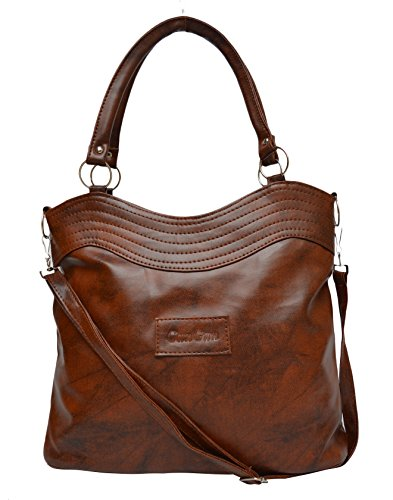 Zedge Women\'s Handbag( Chocolate,SNR-139)