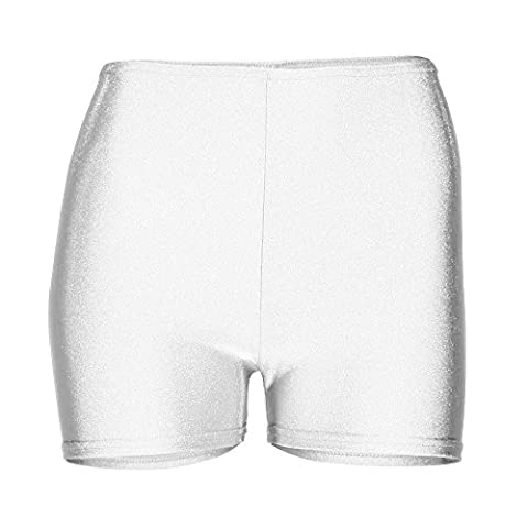 Starlite Hotz Blanc Dance Pants Small Adult