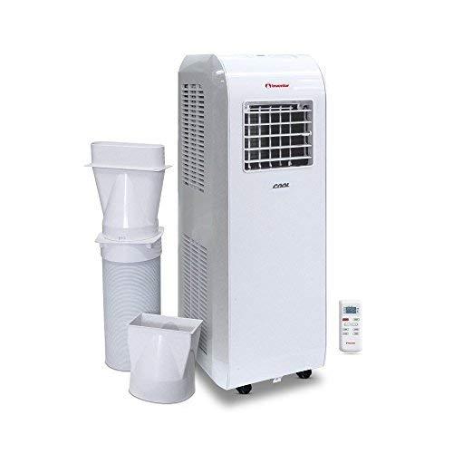 Inventor Cool Aire Acondicionado portátil, 3 en 1, 2022 frigorías/8.000 BTU/h (2...