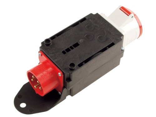 Bachmann 349.012 CEE-Adapter, 1x CEE 16A, 1x CEE 32A