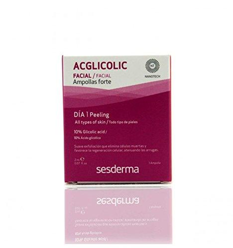 Sesderma Facial Flash Treatment ACGLICOLIC + C-VIT 2ampx2ml