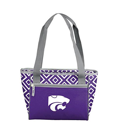 Logo Brands NCAA Kansas State Wildcats DD Kühltasche, für Erwachsene, Violett -