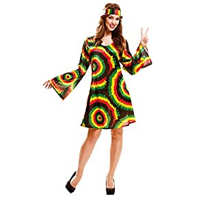 My Other Me Me - Disfraz Jamaicana adulto, talla M-L (Viving Costumes MOM02714)
