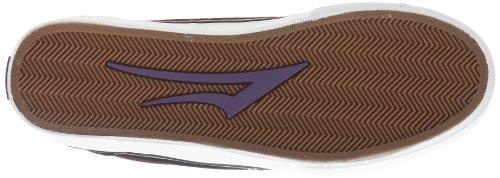 Lakai ENCINO MS1120203A00, Baskets mode homme Noir/violet
