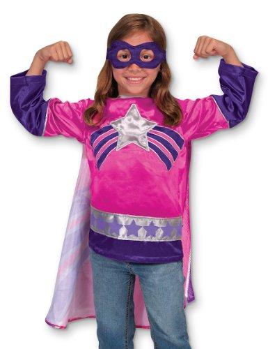 Imagen de melissa & doug  disfraz de superhéroe para niños 14784  alternativa