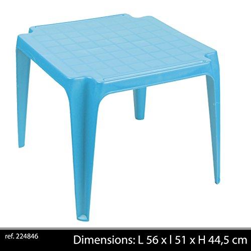 Progarden Kindertisch, blau