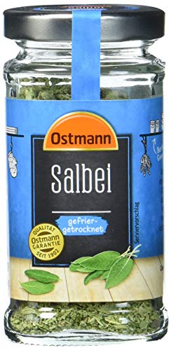 Ostmann Salbei gefriergetrocknet, 4er Pack (4 x 4 g)