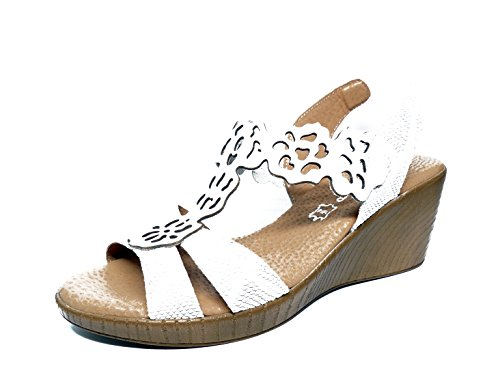 Selquir Donna sandali Bianco