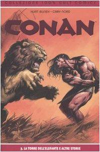 La torre dell'elefante e altre storie. Conan