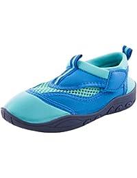 Ello Boy's Blue Dual Colour Espadrille Shoes (EL15024BLUE)