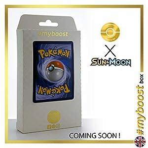 Switch (Cambio) 160/149 Entrenadore Secreta - #myboost X Sun & Moon 1 - Box de 10 Cartas Pokémon Inglesas