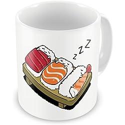 IMAGE Tazza Mug Sushi Giappone-Divertente