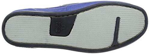 Chatham Churchill Made In Britain, boat homme Blue (Blue/Taupe)