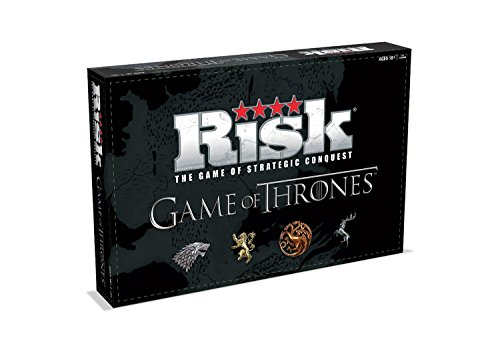 Game Thrones-spiel (Risiko Game of Thrones GoT Risk Spiel Brettspiel Gesellschaftsspiel deutsch / englisch)