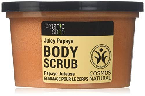 Organic Shop Jugosa Papaya Exfoliante Corporal - 250