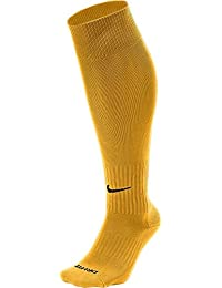 Nike SX5728-010, Calcetines Para Hombre, Amarillo (University Gold / Black)
