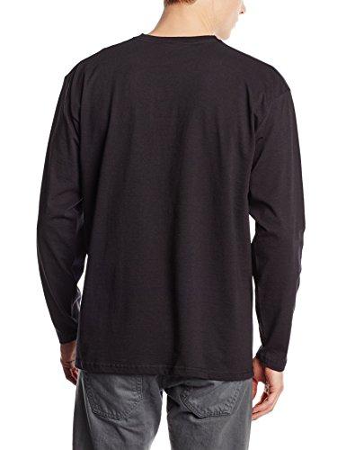 Motorhead Herren T-Shirt Iron Cross Schwarz - Schwarz