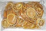 Orangenscheiben 500g, getrocknet, natur-orange