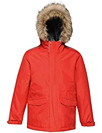 9dc79b8b43e0 Amazon.co.uk  Red - Coats   Jackets   Boys  Clothing