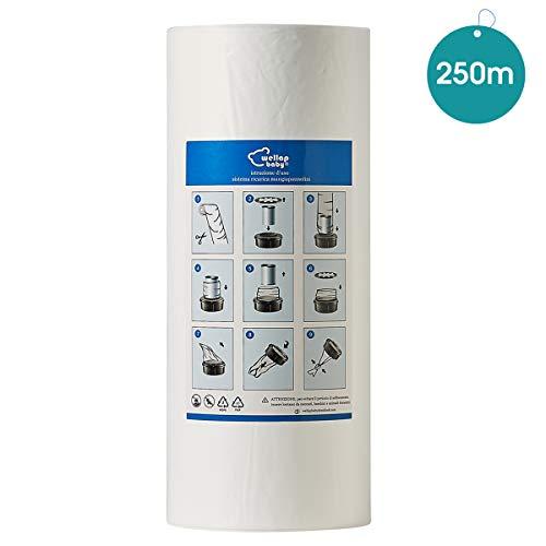 Recarga compatible con Sangenic Tommee Tippee y Angelcare para pañales minimizar los olores + rollo...