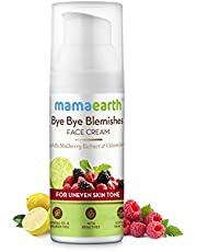 Mamaearth Bye Bye Blemishes Face Cream For Pigmentation Bl